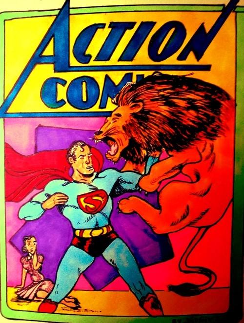 Superman par didgiv